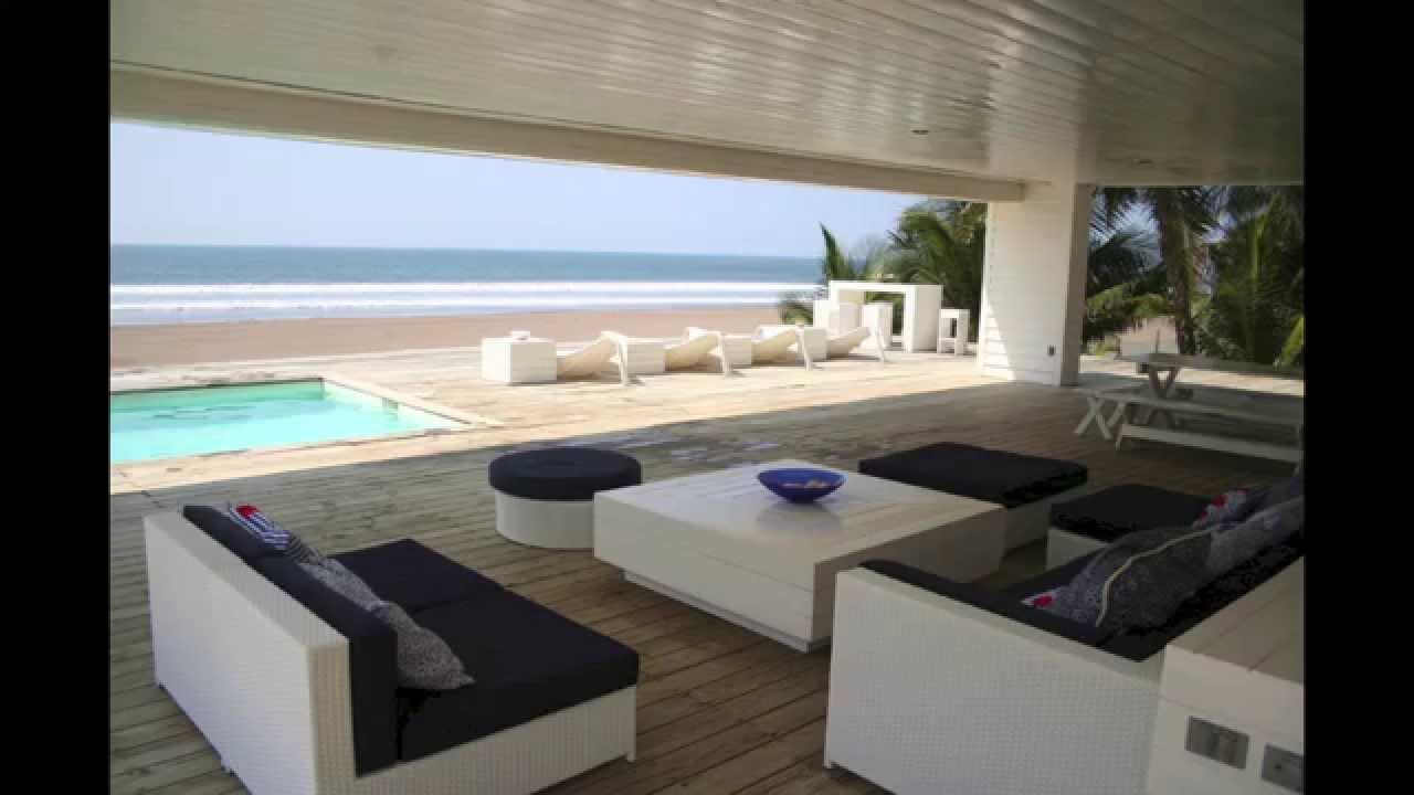 Playa Costa Azul El Salvador Beach House Casa Garífuna Vacation Al Sonsonate You