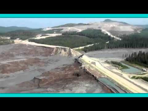 Unbelievable Devastation! Massive Mining Waste Spill Causes 'Water Ban' In Canada!