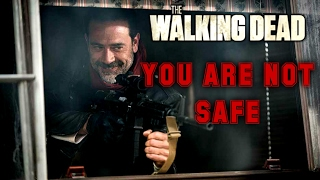 "The Walking Dead  - ""You Are Not Safe"""