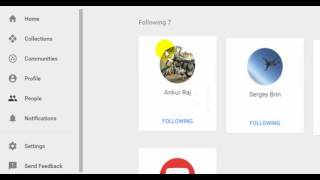How to add person in specific circle in Google plus