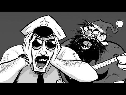 AXE COP - The Beginning (Episode 5)