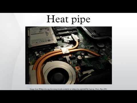 Heat pipe