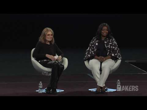 Gloria Steinem & Octavia Spencer | 2017 MAKERS Conference ...