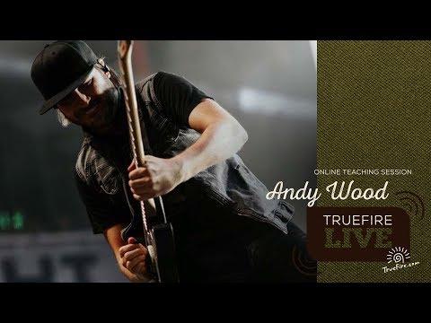 TrueFire Live: Andy Wood