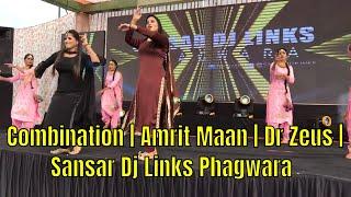 Combination | Amrit Maan | Dr Zeus | Sansar Dj Links Phagwara | Latest Punjabi Song 2019 | Dj Sansar