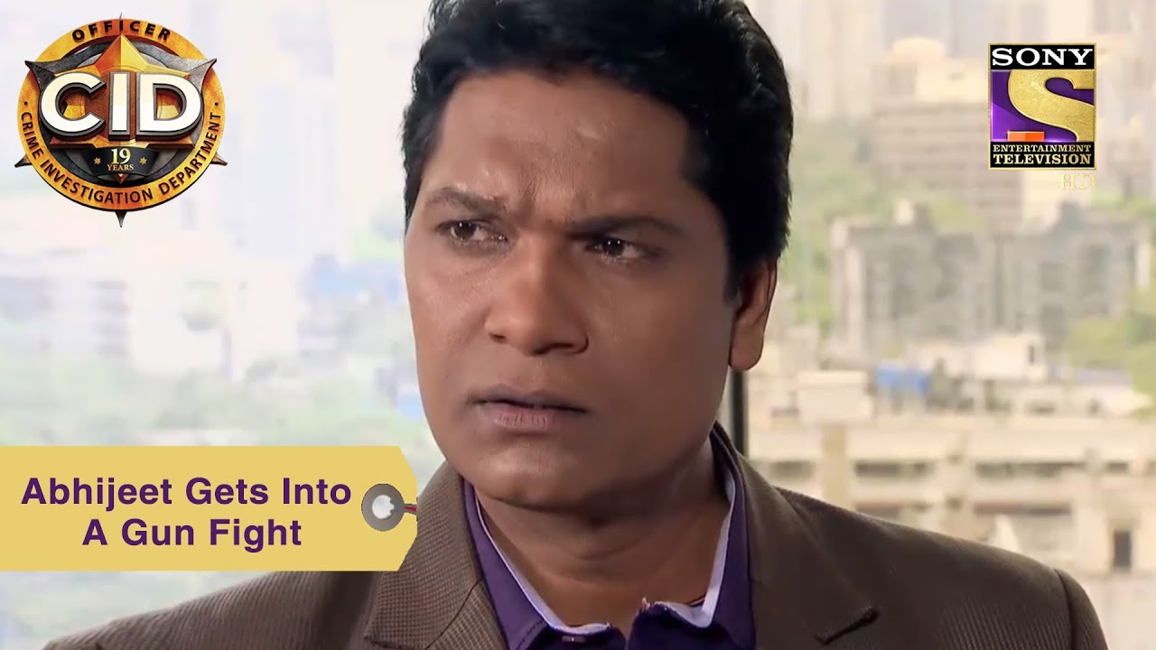 Your Favorite Character | Abhijeet Gets Into A Gun Fight