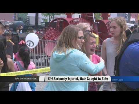 Girl hurt in carnival accident expected to survive