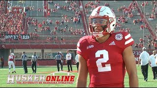 HOL HD: Nebraska Football Wednesday Practice Report
