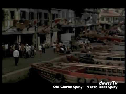 Old Clarke Quay Singapore