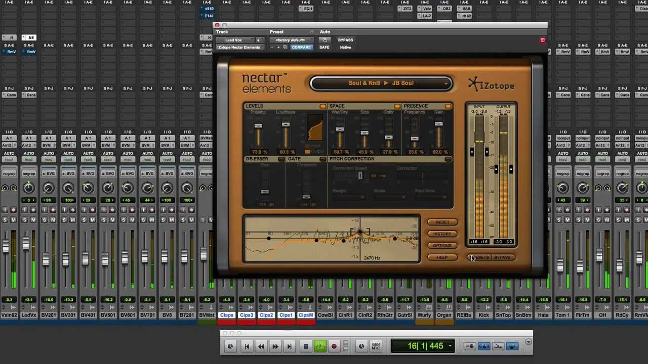 Vocal Mixing Master Class: Working with Presets | iZotope Nectar & Nectar  Elements