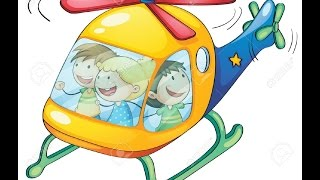 Helicopters for Children - Baby playing with Helicopter Explore by HT BabyTV