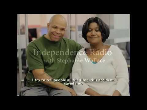 Independence Radio - Damon Rozier: From Anger to Laughter (Host Stephanie Wallace)