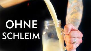 SO geht Hafermilch richtig - schmeckt wie aus dem Supermarkt!