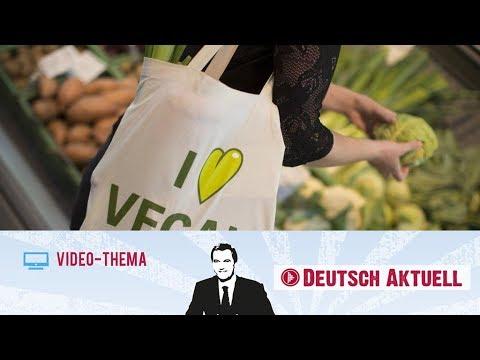 Fleischlos Glücklich   Deutsch Lernen Mit Videos