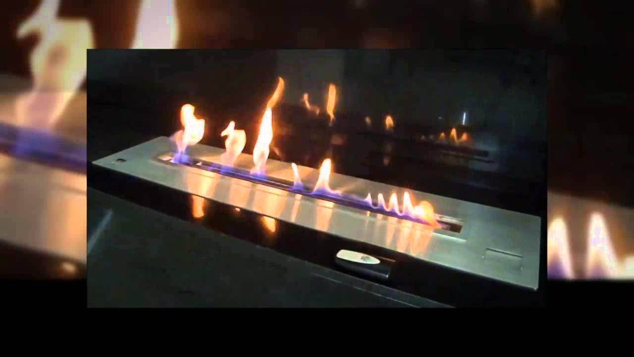 bx120 remote control ethanol fireplace insert youtube
