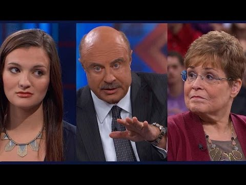 Dr. Phil To Guest's Daughter-In-Law: 'You Don't Hold A Grandchild Hostage To Leverage Somebody In…