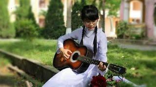 (Acoustic Guitar Cover) Tâm sự với người lạ - Tiên Cookie