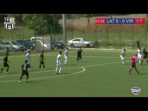 Latte Dolce - Virtus Bergamo 0-0, qualificazioni Nazionali 2018 Giovanissimi A 2003 su Directa Sport