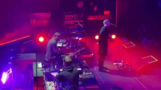 James Blake: Can't Believe the Way We Flow (Live) from The Tabernacle in Atlanta, GA (2019)