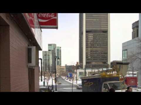 Montréal Presentation Montréal Stock Exchange