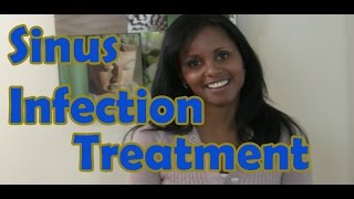 Home Remedies For Sinus Infections + Jovanka Ciares