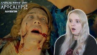 American horror story 8x10 'Apocalypse then' FINALE REACTION