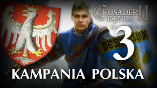 Kampania Polska ~ Crusader Kings 2 #3 - Ambitny Siemowit - (Lata 774 - 777)