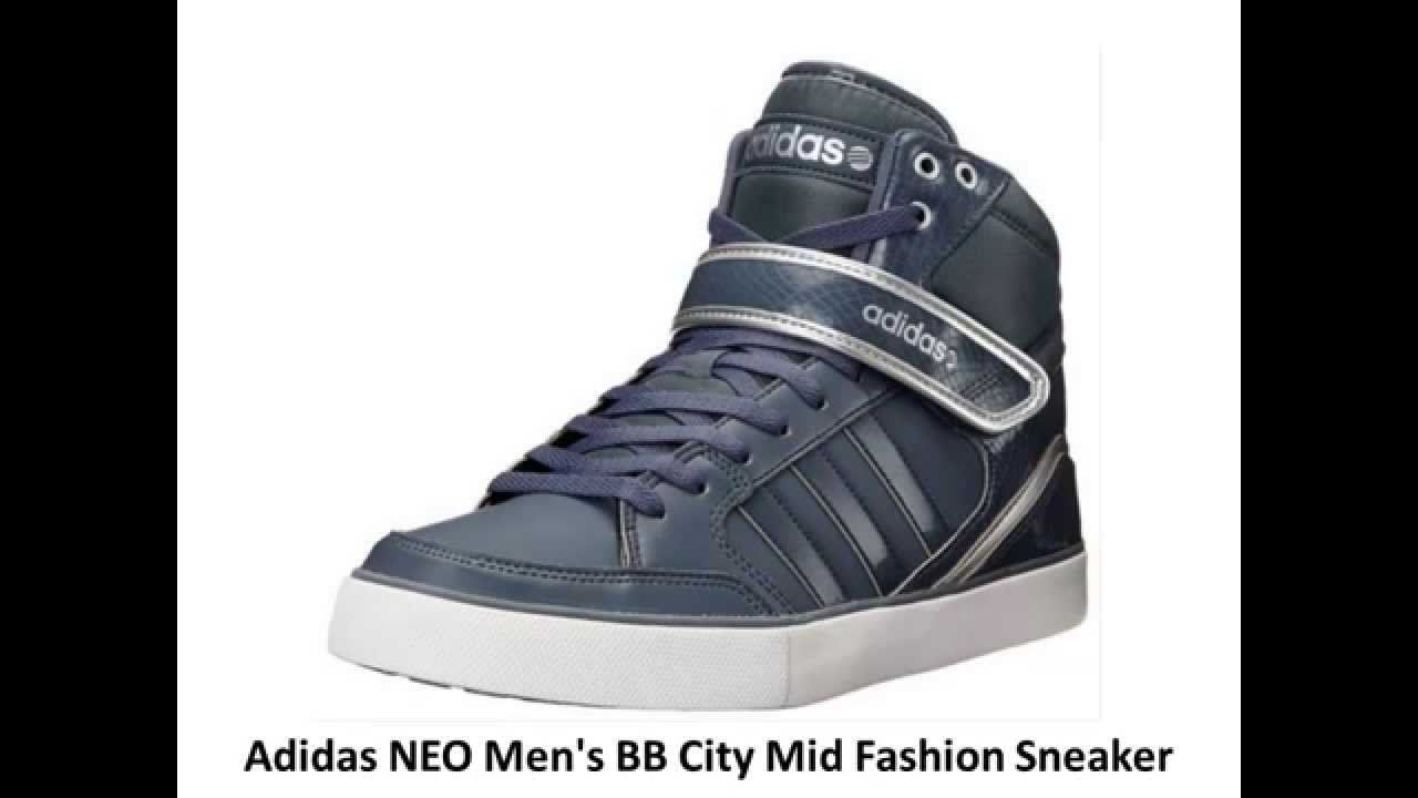 adidas hi top trainers for men