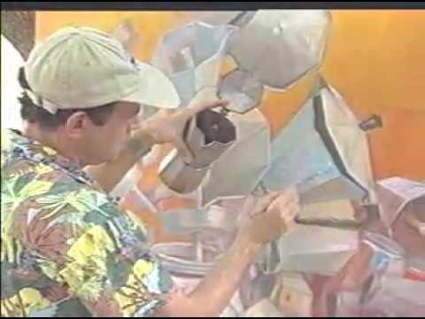 Miami Beach (ma plus ancienne vidéo télévision)