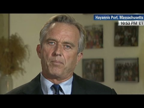 RFK jr. on 1968: 'It was an idealistic time in many ...