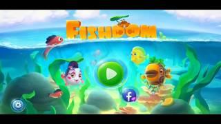 広告で良く見る【FISHDOM】『フィッシュダム』やってみたら意外と・・・ screenshot 5