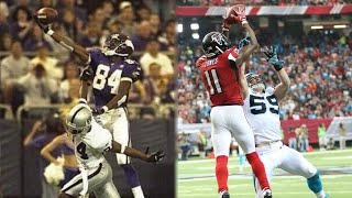 Best Mosses in NFL History