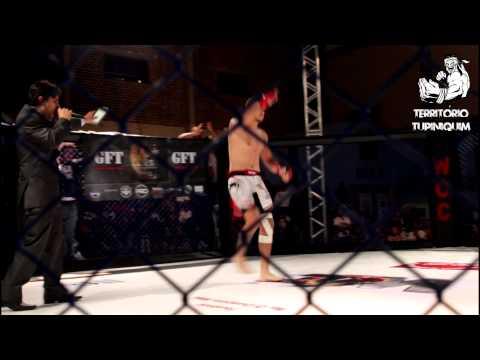 Bruce Souto vs Rick Palhares - War of Champions 2