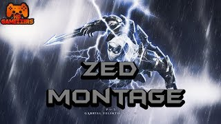 Zed Pentakill Montage - Best Zed Plays S8 | League Of Legends