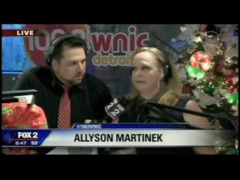 WNIC Allyson joins Jay