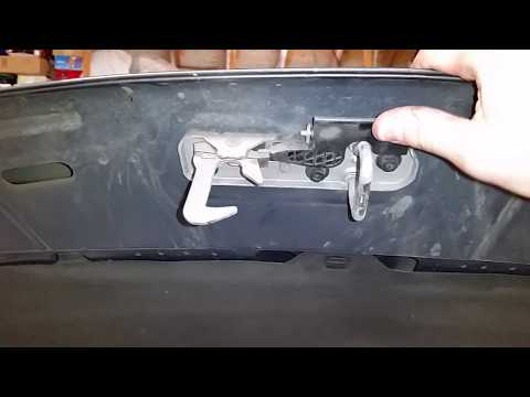 2009-2017 Volkswagen Tiguan SUV - How To Open the Hood (Lever, Latch, Release, Bonnet)