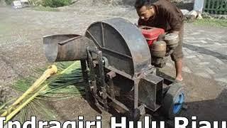 WA Baru 087858337799 Mesin Pencacah Pelepah Kelapa Sawit Pesanan Bp Ratnowo Akan Dikirim Ke Riau