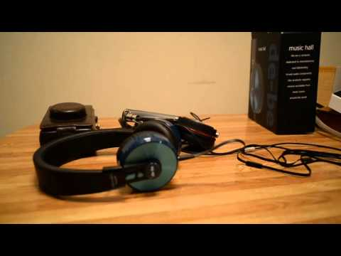 Music Hall DE-BE On-Ear Stereo Headphone review by Dale