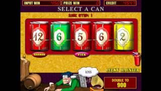 Игровой автомат Lucky Hanter главное вовремя остановиться)
