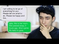 The Saddest Texts Ever | Try Not To Cry
