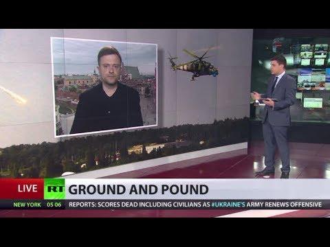'Poroshenko puppet president,