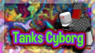 Roblox Script Showcase Episode # 1090 / Triple Tanks Cyborg