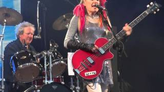 "Tom Tom Club - ""Wordy Rappinghood"" - Glastonbury Festival, 28th June 2013"