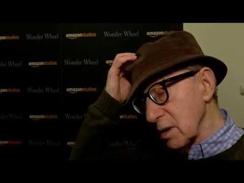 Wonder Wheel  Woody Allen Talking about Working with Vittorio Storaro