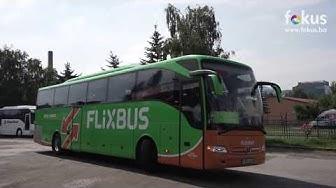 FlixBus - Prva međunarodna zelena linija Sarajevo - Dortmund
