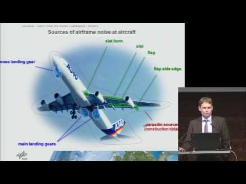 ICANA 2013: Latest research on the reduction of aircraft noise at source
