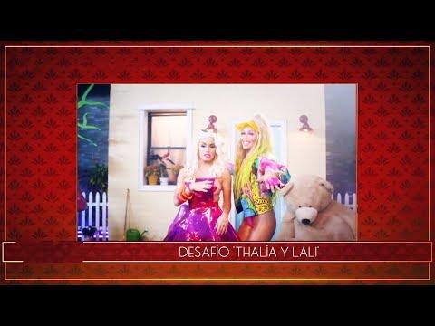 """Corte y confección - Programa 16/04/19 - Desafío: Lali y Thalía """"Lindo pero bruto"""""""
