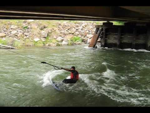 Riverboarding 9