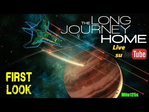 The Long Journey Home - Dispersi nello spazio