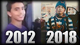 La Evolución de Lil Pump (2012-2018) DESIGNER   BRAYAN TRAP